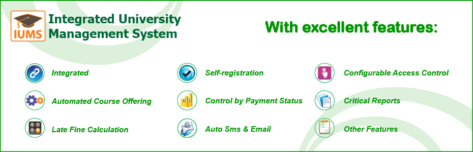 Integrated University Management System Iums